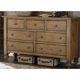Liberty Furniture Southern Pines II 7 Drawer..