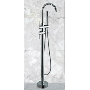 Fine Fixtures Double Handle Floor Mounted..