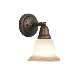 Willhite 1-Light Bath Sconce b..
