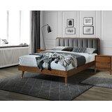 Mahalia Platform Solid Wood 3 Piece Bedroom Set by George Oliver