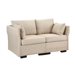 Nueva Loveseat by Wrought Studio #1