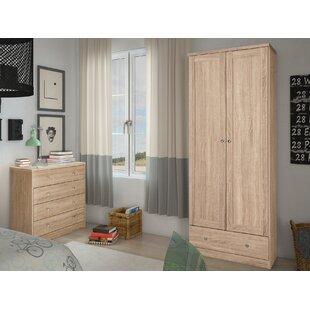 Ephraim 2 Piece Bedroom Set By Mercury Row