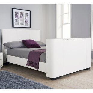 Gayle Upholstered TV Bed By Wade Logan