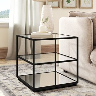 Looking for Janet Distressed End Table by Brayden Studio