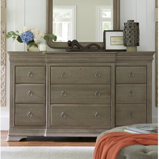 Darby Home Co Baily 12 Drawer Dresser
