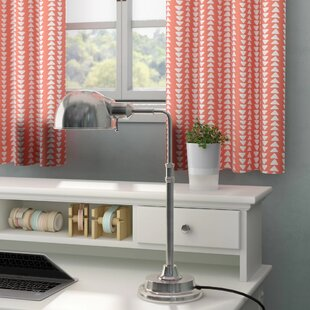 Check Prices Pittsburgh 18.5 Desk Lamp ByThree Posts