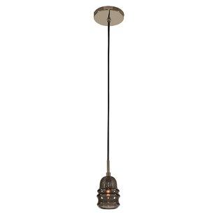 Kalco York 1-Light Bell Pendant