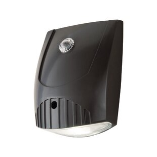 Cooper Lighting LLC All-Pro LED Dusk to Dawn Outdoor Security Wall Pack
