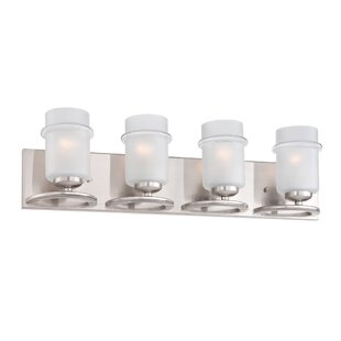 Designers Fountain Omega 4-Light Vanity Light