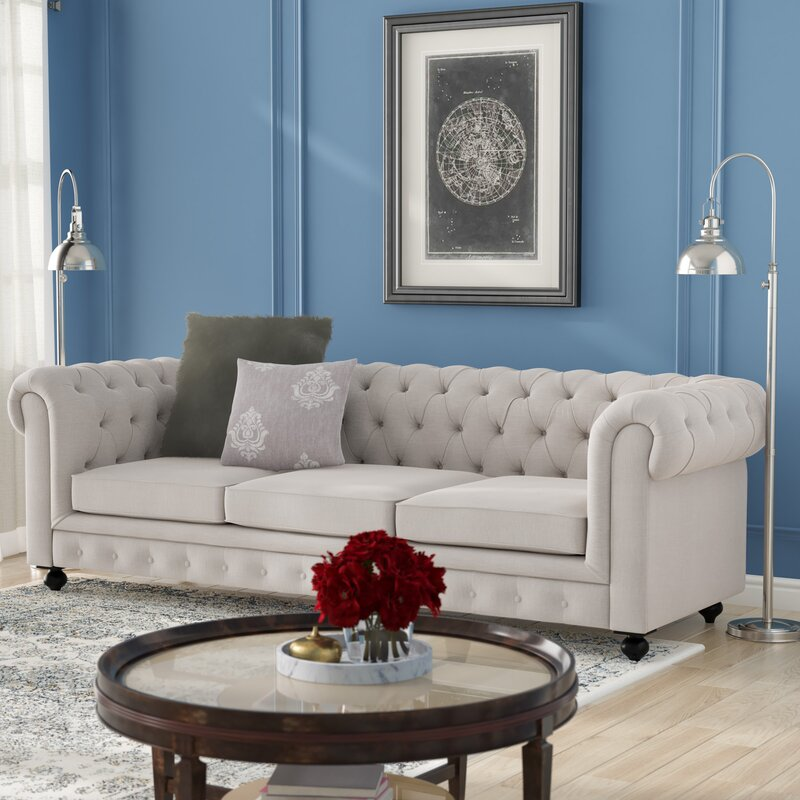 Chester Chesterfield Sofa