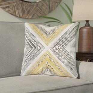 Amorita Cotton Throw Pillow