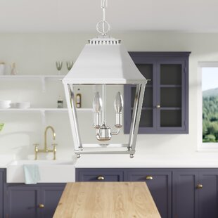 Darwin 3-Light Lantern Pendant by Gracie Oaks