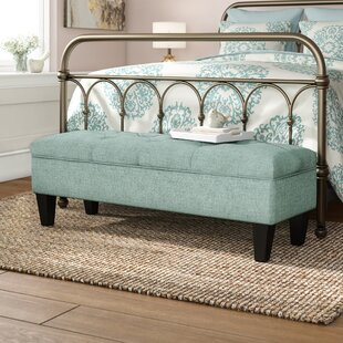 Conyers Wood Storage Bench