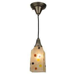 Meyda Tiffany Greenbriar Oak 1-Light Square/Rectangle Pendant