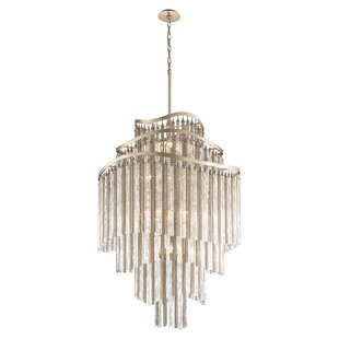Corbett Lighting Chimera 18-Light Novelty Chandelier