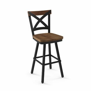 Kirsten 42.38 Swivel Bar Stool By Union Rustic