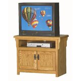 Gus Solid Wood TV Stand for TVs up to 49 by Millwood Pines