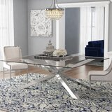 Rebecka Dining Table by Everly Quinn