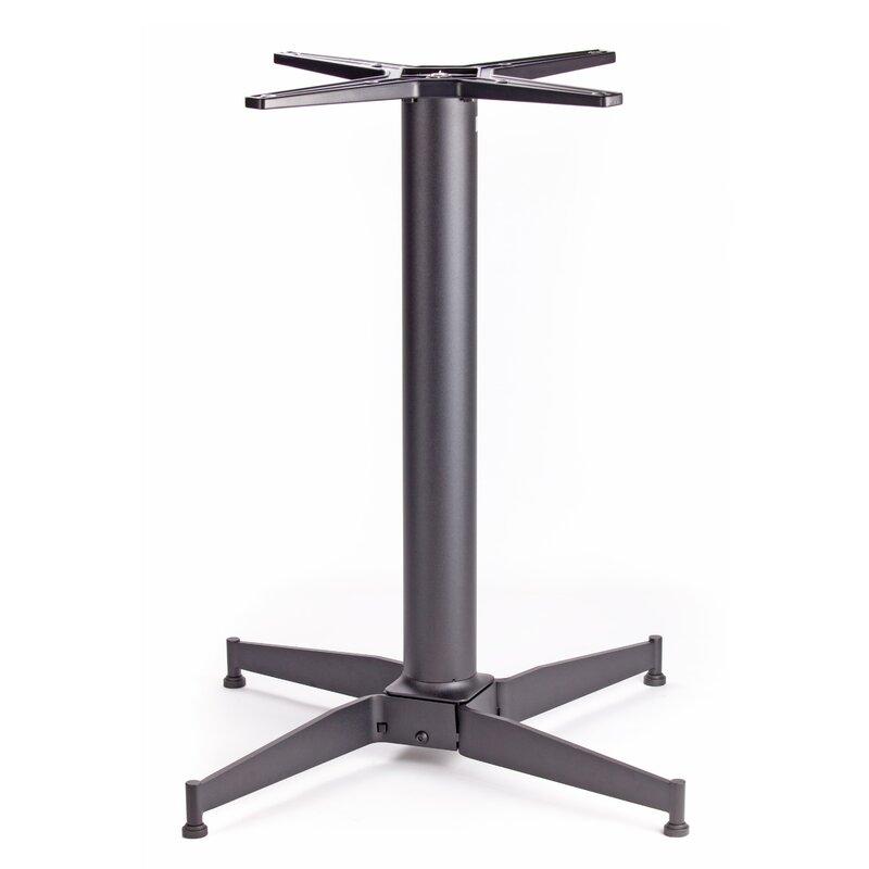 No Rock Self Stabilizing Parkway 28 Pedestal Table Base Wayfair
