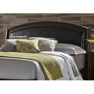 Loveryk Upholstered Panel Headboard by Darby Home Co