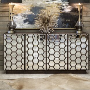 Scheuerman 4 Door Sideboard by Brayden Studio