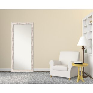 white floor mirror. Islip Whitewash Floor/Wall Mirror White Floor S