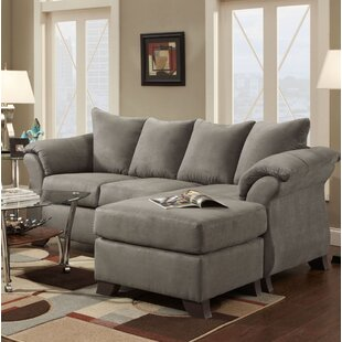 Homerville Reversible Sectional with Ottoman