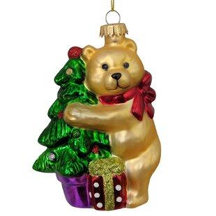 Teddy Bear Ornaments Wayfair