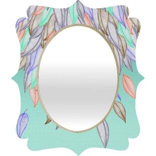 Deny Designs Jacqueline Maldonado A Different Nature 1 Wall Mirror