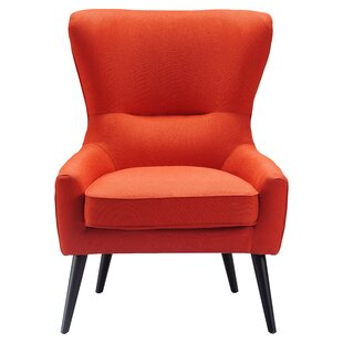 Auburn Wingback Chair by Tommy Hilfiger