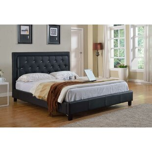 Compare prices Winchcombe Upholstered Platform Bed by Ebern Designs Reviews (2019) & Buyer's Guide