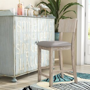 Bonifay Indoor Bar Stool With Cushion