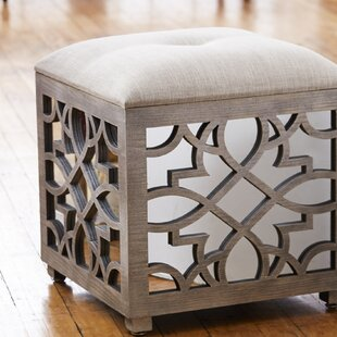 Vida Storage Ottoman by Statements by J