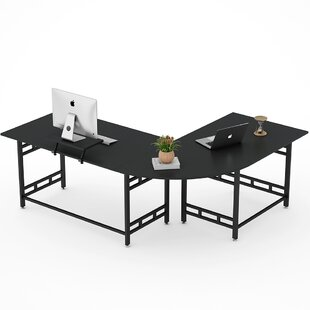 Osman L-Shape Credenza desk