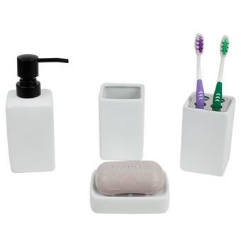 Idesign Dakota Toothbrush Holder Reviews Wayfair