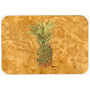 Pineapple Kitchen/Bath Mat
