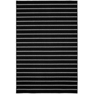 Online Reviews Dellbrook Black Area Rug By Bay Isle Home