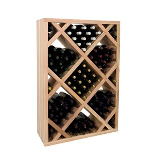 Vintner Series 151 Bottle Floor Wine Rack..