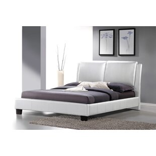 Utley Upholstered Platform Bed by Orren Ellis