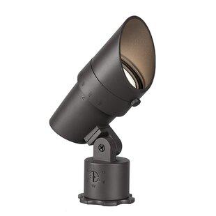 Affordable 1 Light Spot Light By WAC Landscape Lighting