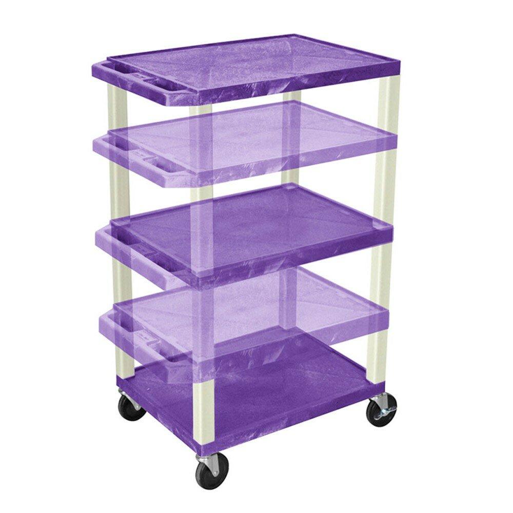 Offex Multi Height Multipurpose Av Cart Wayfair