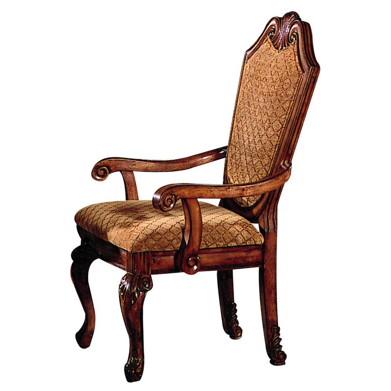 Charmant Alfort Queen Anne Arm Chair