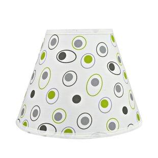 Transitional Hardback 12 Fabric Empire Dots Lamp Shade