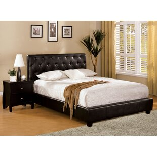 Delano Upholstered Platform Bed by Darby Home Co