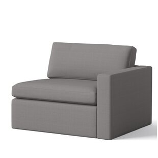 Shop Marfa One Arm Chair by TrueModern