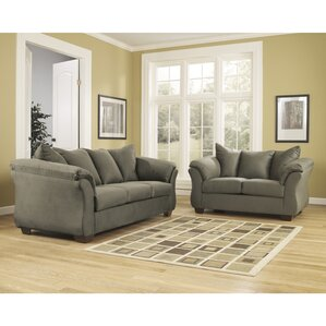 Chisolm 2 Piece Living Room Set