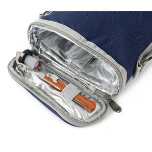 Summerhill Wine Bag Picnic Cooler By Wayfair Basics
