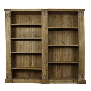 Frene Library Bookcase by Loon Peak Best Design