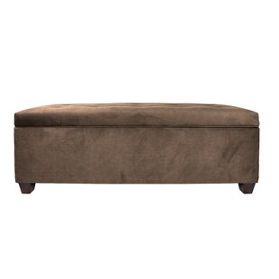 Alcott Hill Heaney Upholstered Storage Be..