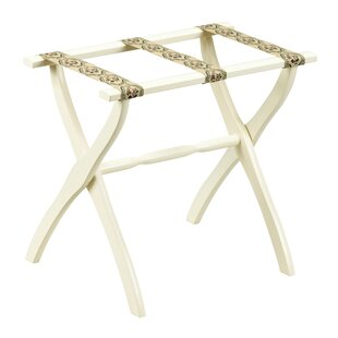 Find Petit Point Series Contour Leg Luggage Rack ByGate House Furniture